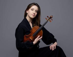 Ida Derbesse, Violon