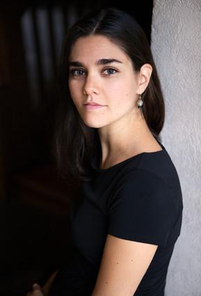Louise Calame, Récitante