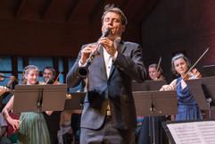 Damien Bachmann, Clarinette