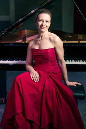 Irina Chkourindina, Piano