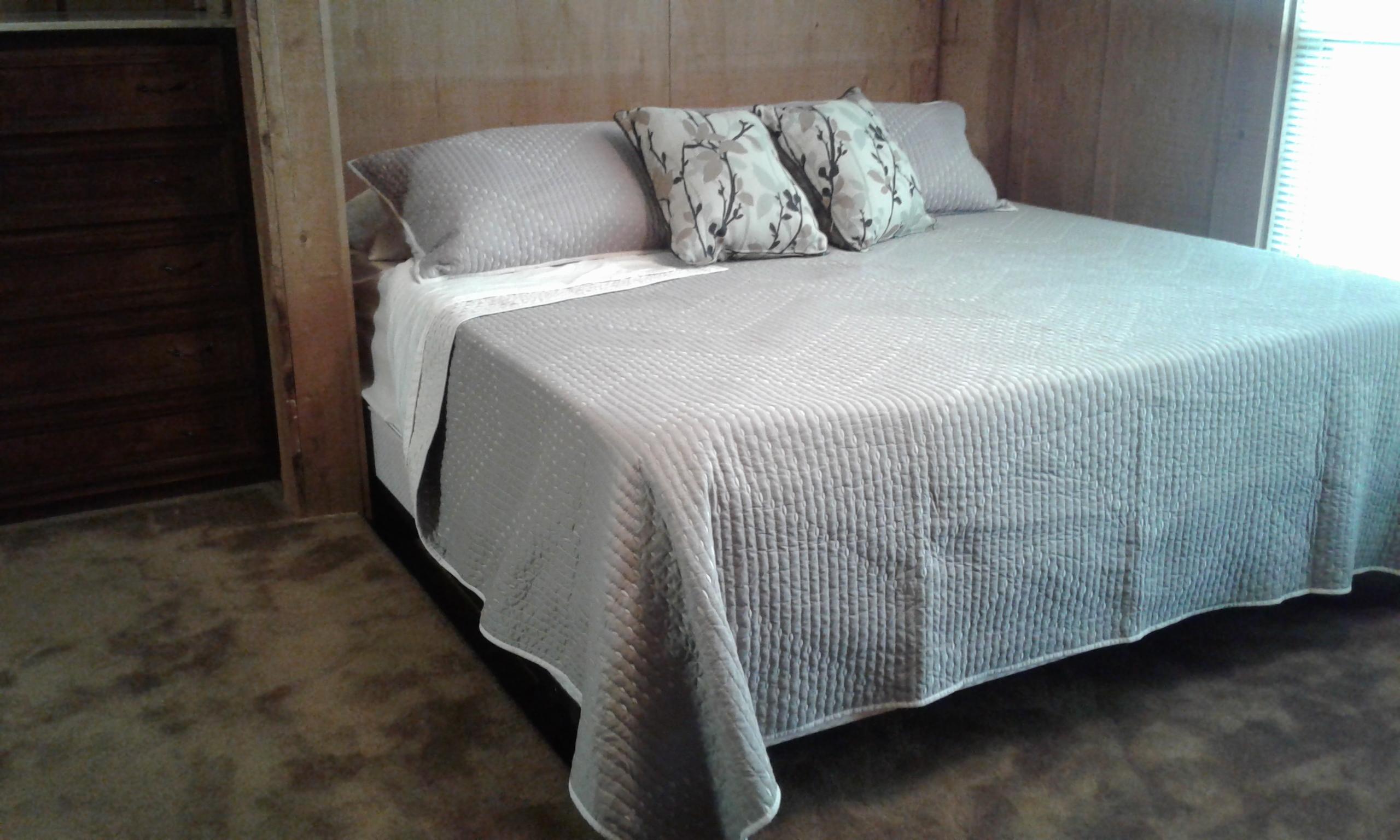 Driftwood Master Bedroom