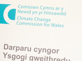 What did we say on climate change action in Wales in 2012