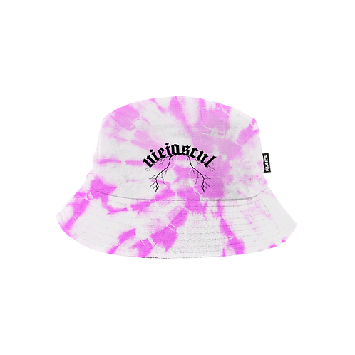 Pink Batik Hat
