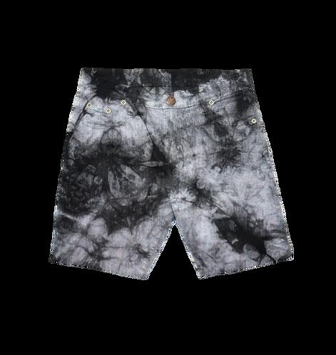 Bermuda Jean Black & Grey