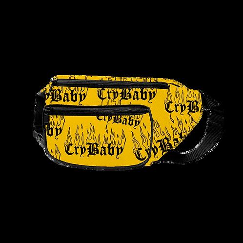 Riñonera Cry Baby Yellow