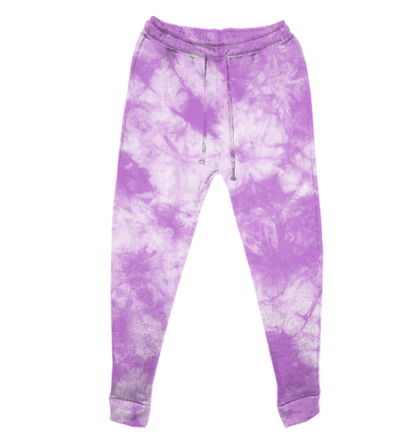 Purple Batik Pant