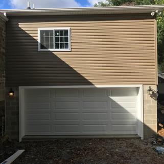 garage and master