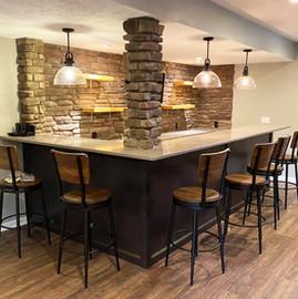 Basement Remodel/Bar