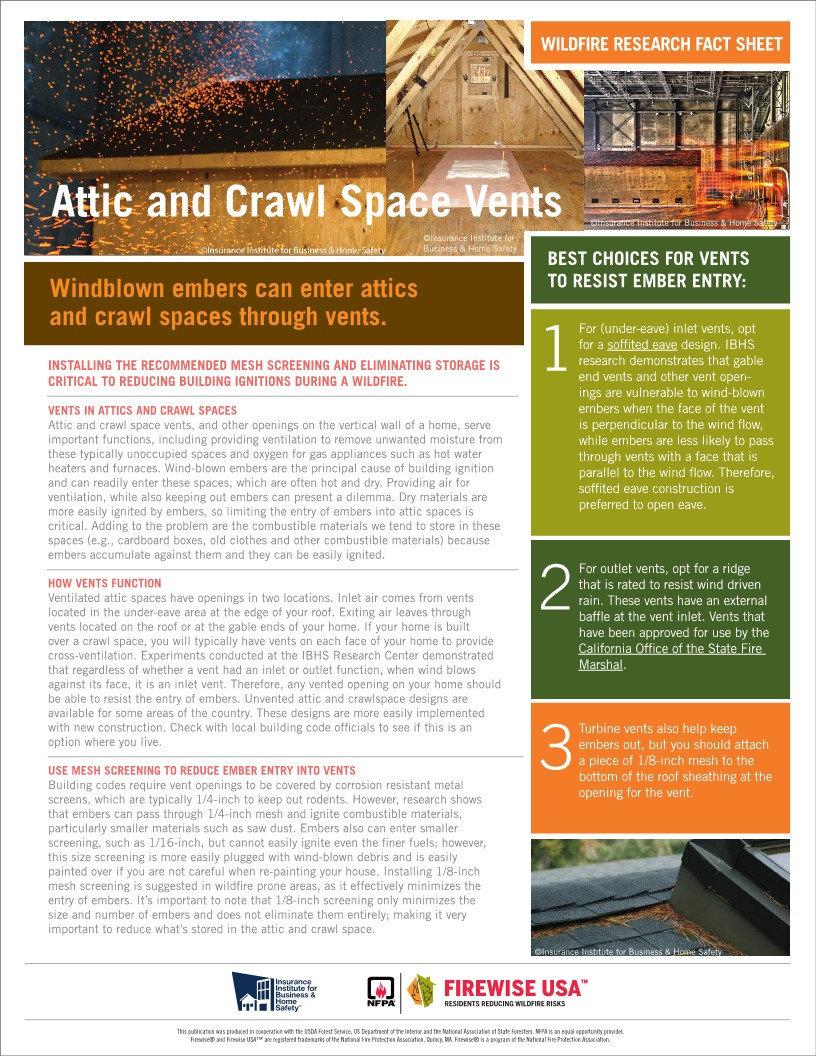 FirewiseFactSheetsAtticsCrawlSpaces.ashx