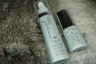 Product Review: Kenra Blow-Dry Serum & Mist