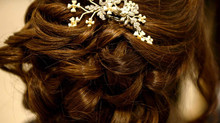 5 Tips for Perfect Wedding Day Hair