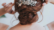 Hair Comes the Bride('s accessory solution)