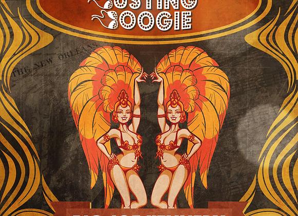 Brassiere Busting Boogie CD