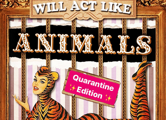 Fleur De Tease Animals Show Download