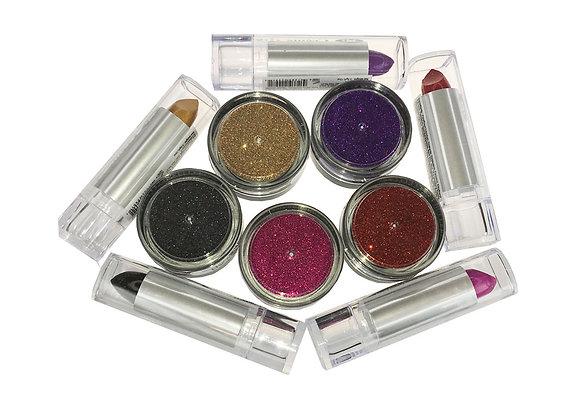 Glitter Lipstick Kit