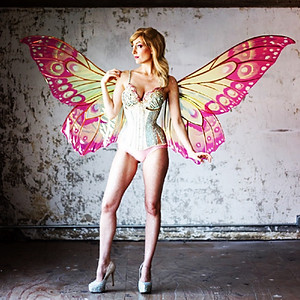 Butterfly Showgirl