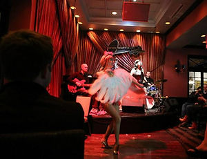 Burlesque, Showgirl, Burlesque Ballroom, Royal Sonesta, Jazz Playhouse, New Orleans, Trixie Minx