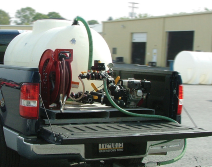 Truck Mounted System