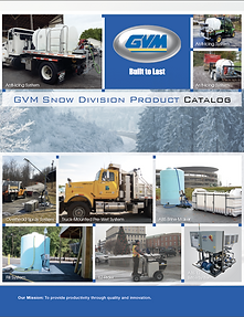 Screen of Snow Brochure