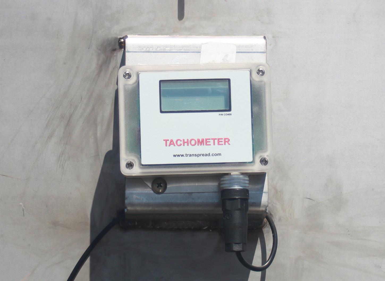Ground Drive Tachometer