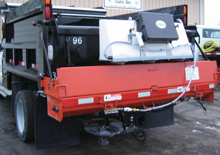 Tailgate Mounted System