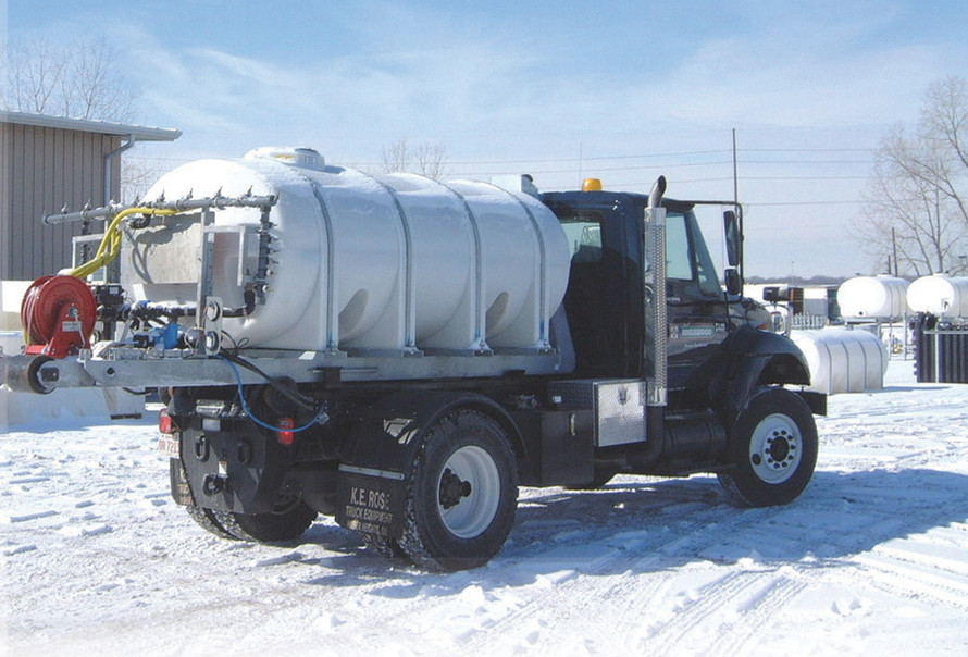 1800 Gallon Swap System
