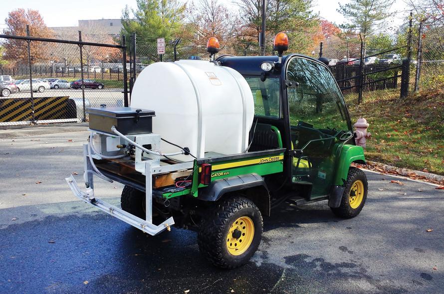 ATV Mounted System