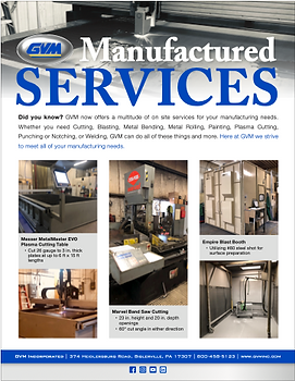 GVM Manufactured Services