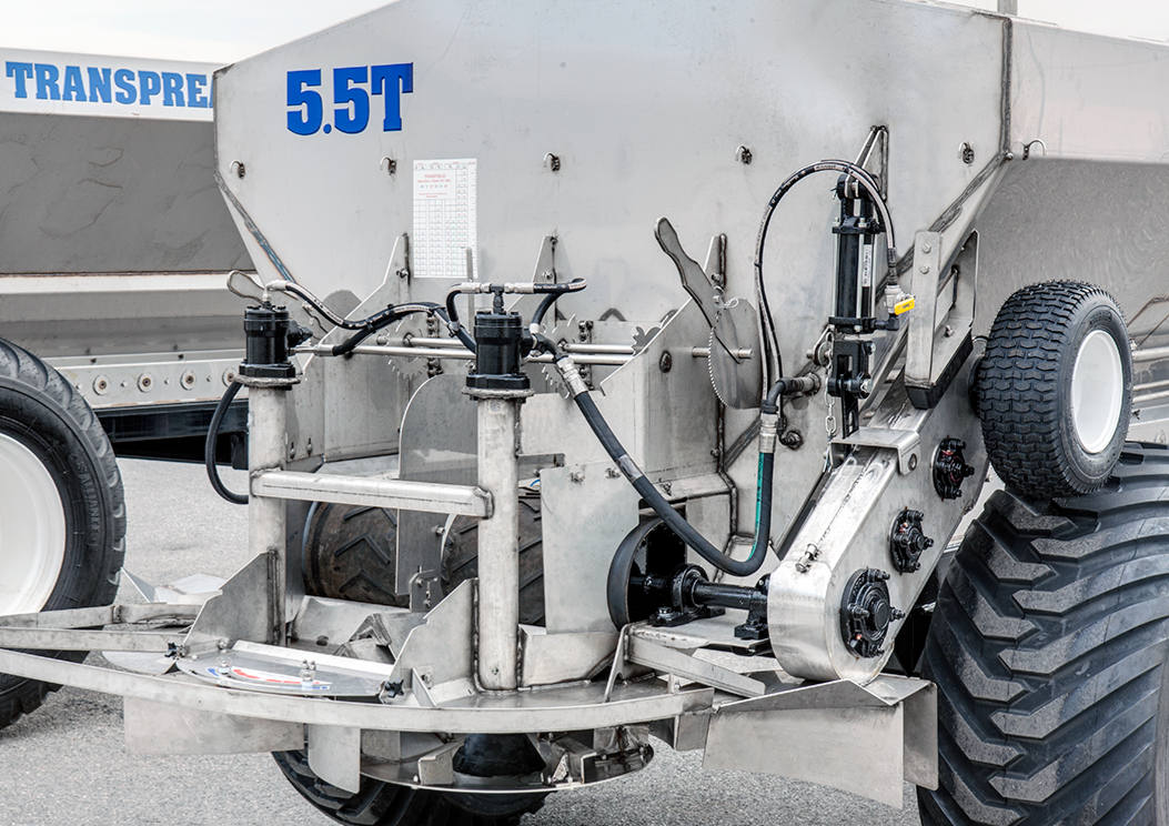 5.5T TranSpread with Ground Drive