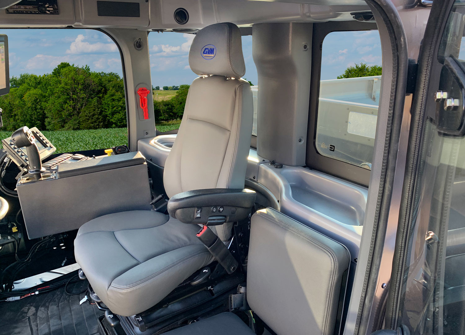 All New Comfort Seat