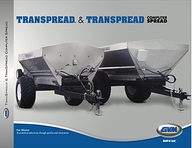 Screen of TranSpread Brochure