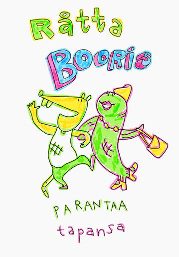 Råtta Booris Parantaa tapansa / Boris the Råt mends his ways