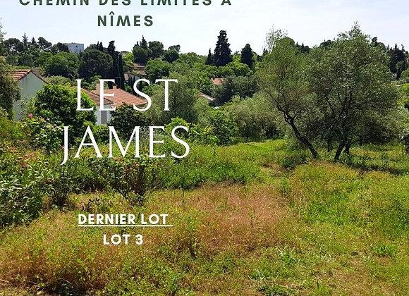 Le Saint James - Chemin des Limites - NÎMES - Prix à partir de :