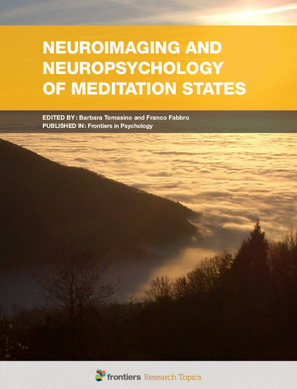 "NEW: ""Neuroimaging and Neuropsychology of Meditation states"""