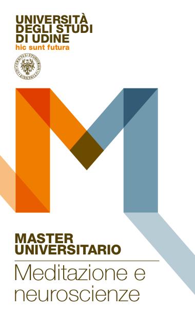 """Master """"Meditazione e Neuroscienze"""" - 4^ edizione 2020-21"""