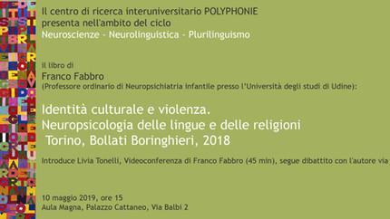 Identità culturale e violenza