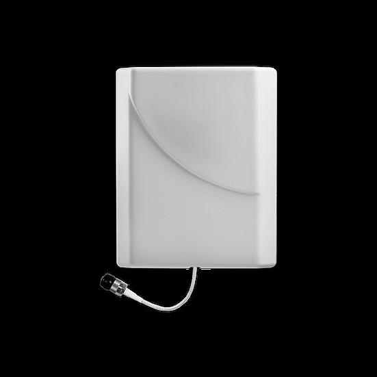 Antena panel plana
