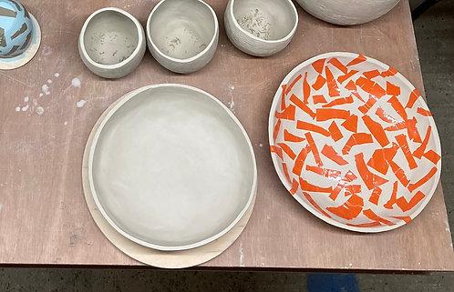 Slanty bowl 'medium'