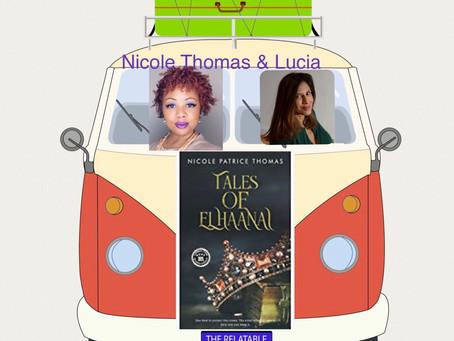 Tales of Elhaanai By Nicole Thomas