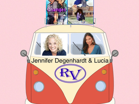 Jennifer Degenhardt Has a Mission: To Educate Through Stories