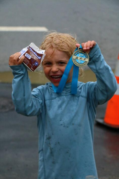 Triathlon enfant