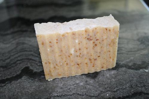 Oatmeal, Honey and Goat Milk Soap
