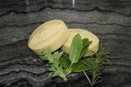Rosemary/Mint Goat Milk Soap