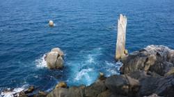 唐桑半島 折石