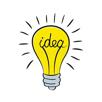 light-bulb-word-idea-stock-vector-illust