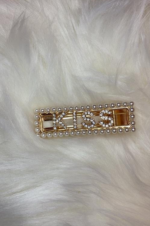 Pearly Kiss Hair Clip