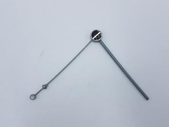 Passage de câble Y pour cantilever