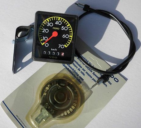 NOS VDO speedometer