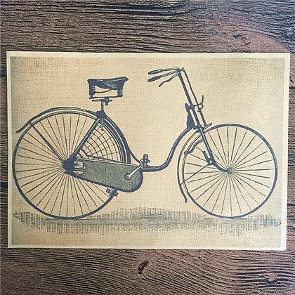 Affiches vélo