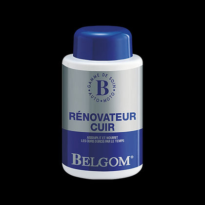 BELGOM Rénovateur cuir